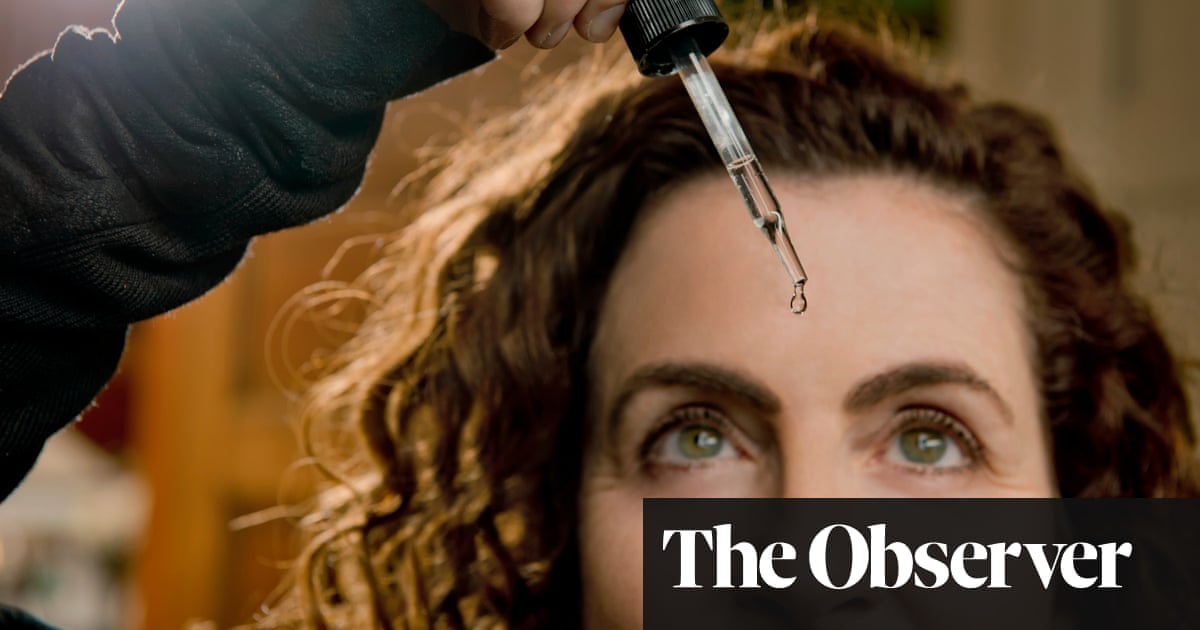 How dropping acid saved my life   Global   The Guardian