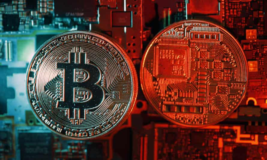 The price of bitcoin halved last week after soaring to $19,000.