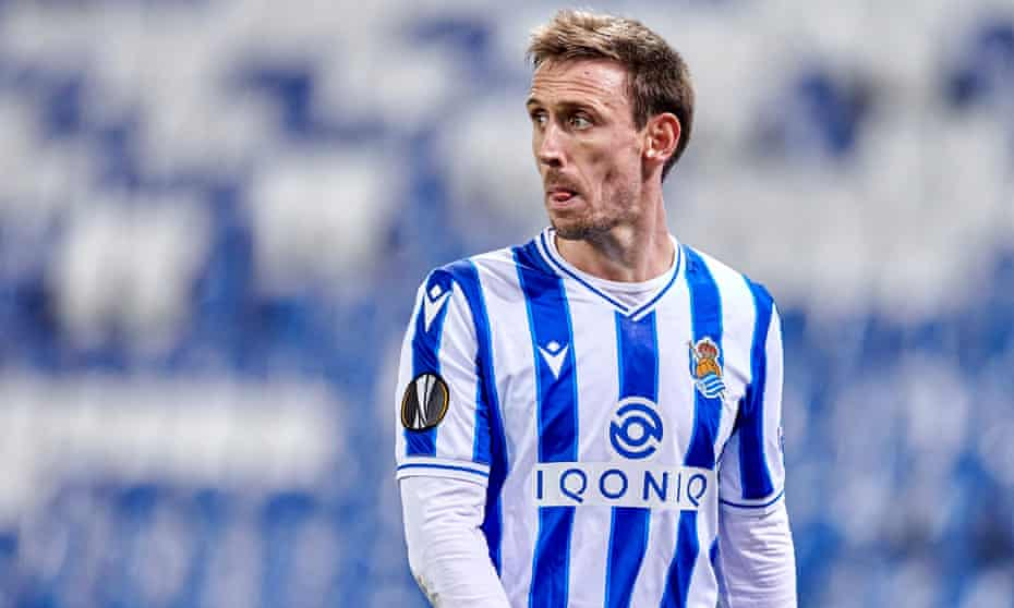 Nacho Monreal is back in Spain with Real Sociedad, who currently lead the way in La Liga