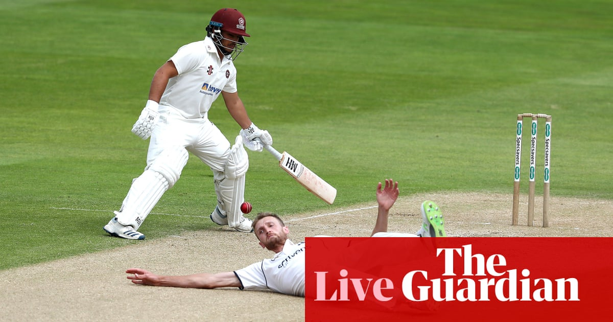 County cricket: Sussex beat Hants by 94 runs – Bob Willis Trophy, day three – as it happened