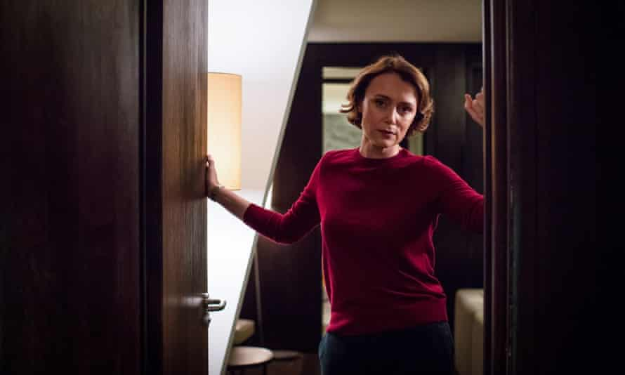Keeley Hawes as Julia Montague.