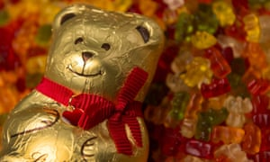 Haribo claimed shoppers would confuse the two products, even though Lindt's bears are made of chocolate.