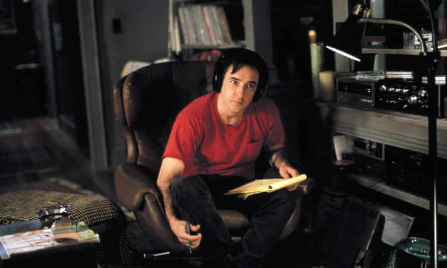 'Too handsome' … John Cusack in High Fidelity.
