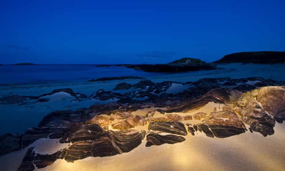 Inner Hebrides, Landscape scenes