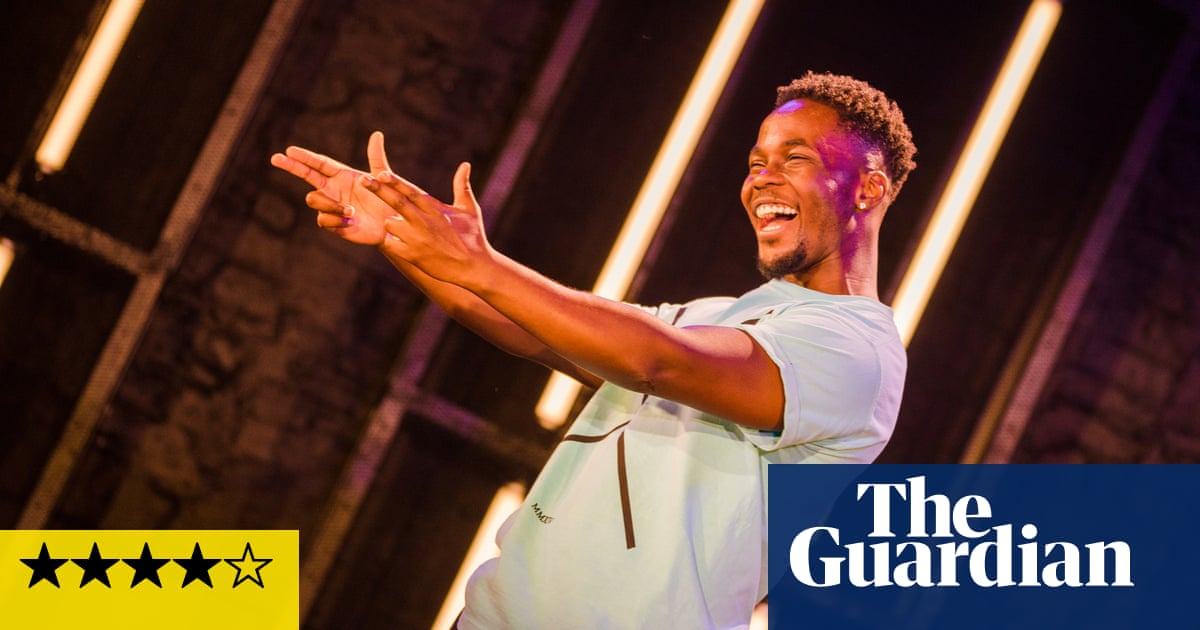 Shine review – a positively radiant one-man show