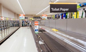 'Everything gives the signal to prepare. So is anyone surprised when we see people panic-buying essentials?'