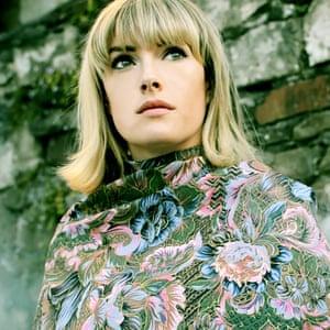 Gwenno … This was NOT taken at Glastonbury.