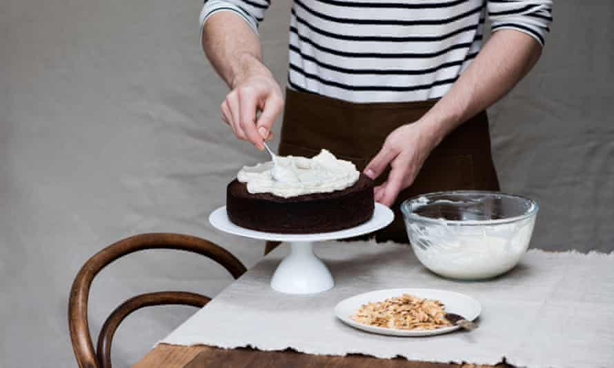 Chewier and sweeter: you'd make a carrot cake. Why not a parsnip cake?