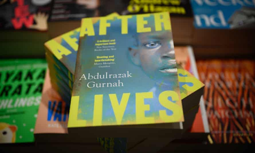 'Writing came out of being homesick, unskilled, uneducated' … Gurnah's novel After Lives.