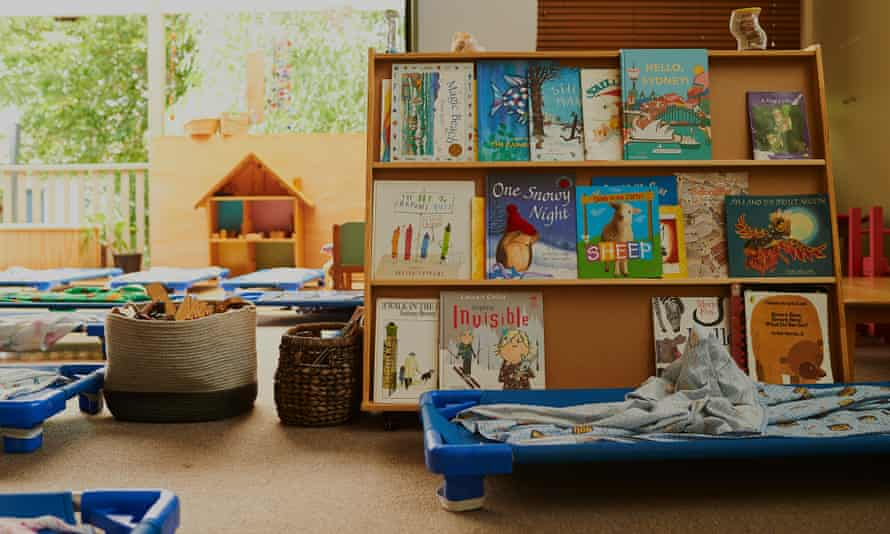 Stock image of Clovelly Child Care Centre
