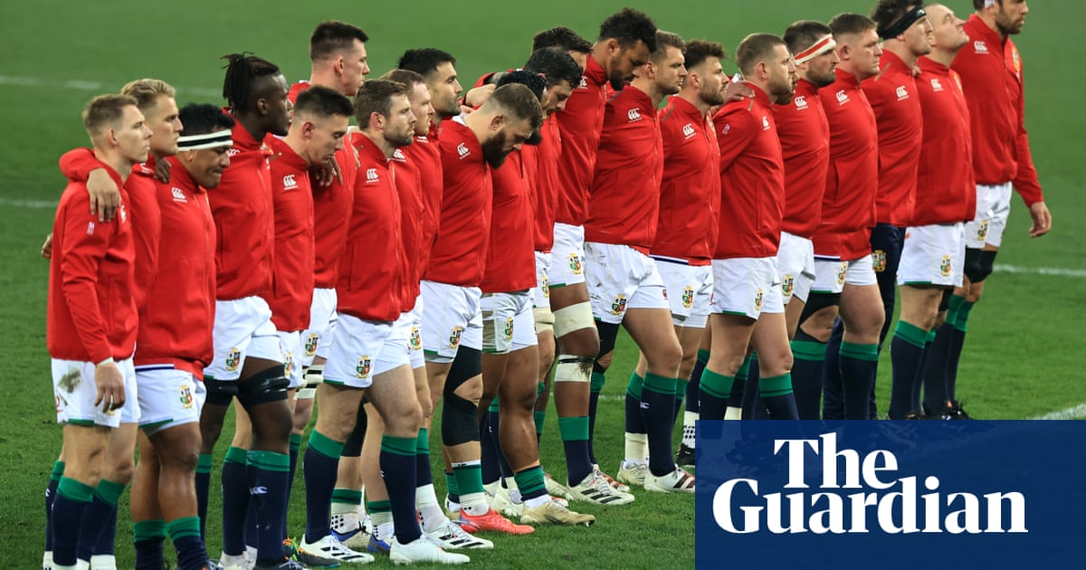 Lions player ratings: how the tourists fared in South Africa series