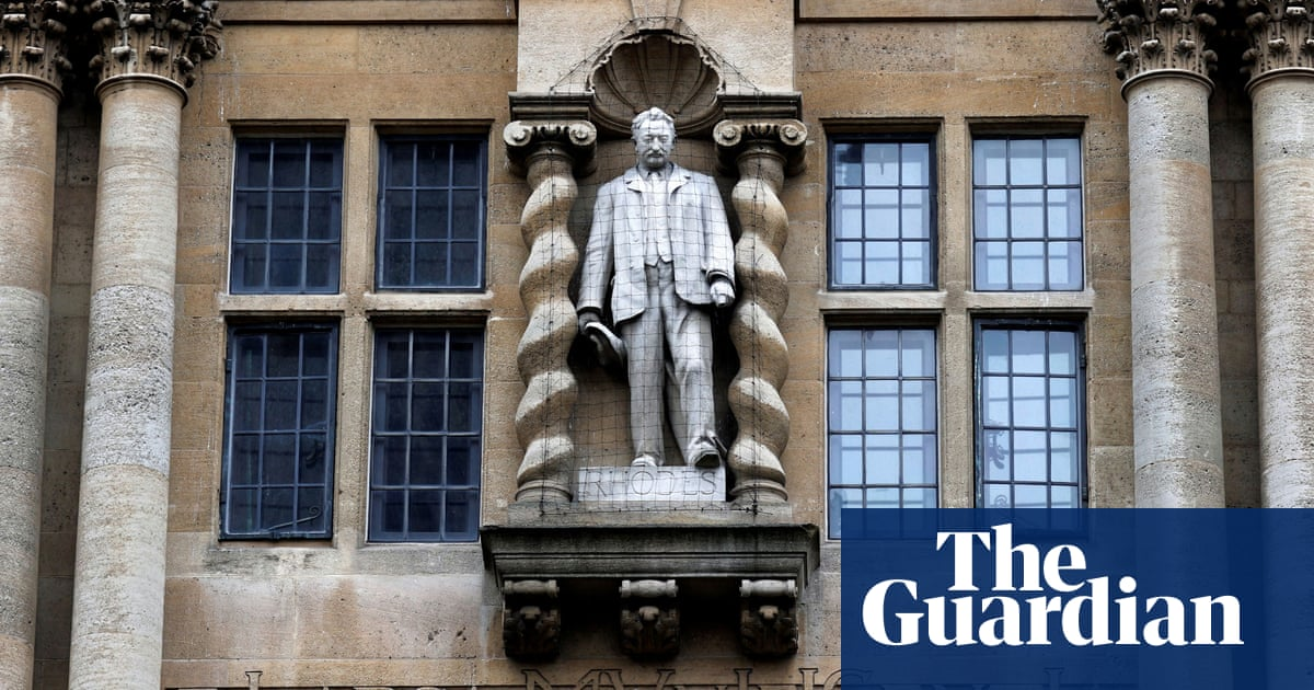 Oxford's Rhodes statue and the bogus argument against its fall