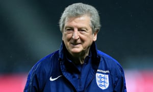 Roy Hodgson has not worked as a manager since he stepped down from the England post last year.