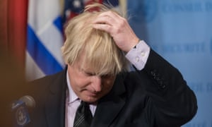 Boris Johnson Speaks at the UN regarding Somalia and South Sudan. Green party co-leader Caroline Lucas said the forum on Tuesday marked a significant U-turn on Britain's stated position on Sudan.
