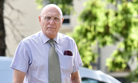 Bob Higgins jailed for 24 years for abusing young footballers