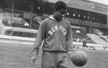 Eusebio chose to join Benfica despite a late attempt by Sporting Lisbon to sign him.