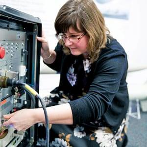 Jennifer Smith, principal engineer, MBDA.