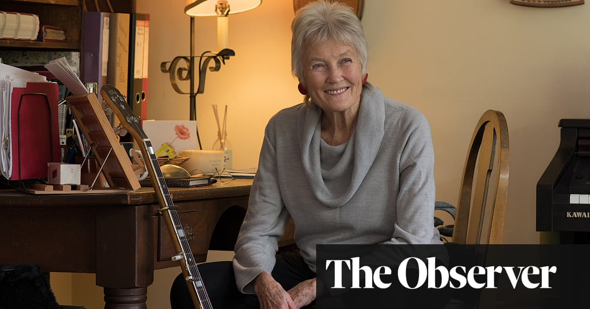 Peggy Seeger: Folk is full of raunchy songs, but theyre not often sung