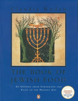 The Book of Jewish Food - by Claudia Roden