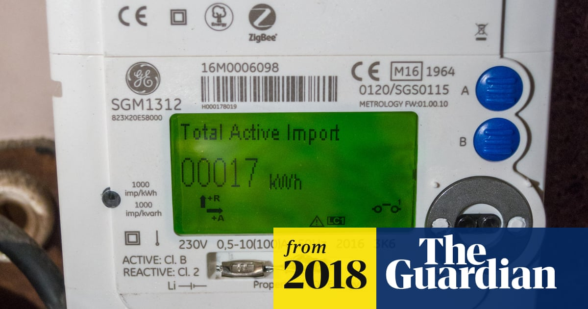 3adffe1534b942 EDF Energy to pay £350,000 smart-meter penalty | Business | The Guardian