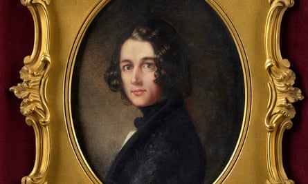 'Charles Dickens: The Lost Portrait' by Margaret Gillies RWS (1803—1887)