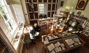Scotlands Oldest lending Library