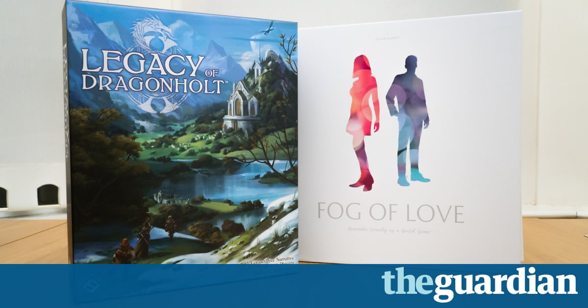 the best board games for january 2018 fog of love legacy of dragonholt life and style the. Black Bedroom Furniture Sets. Home Design Ideas