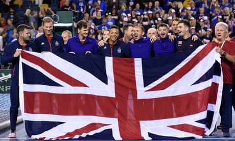 Great Britain beat Uzbekistan in Davis Cup after Norrie makes up for meltdown