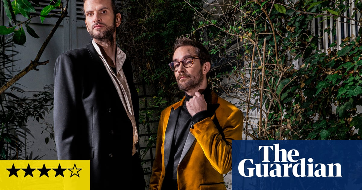 Vincent Peirani and Emile Parisien: Abrazo review – delightful and astonishing