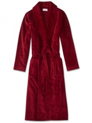 Cotton velour, £120, derek-rose.com