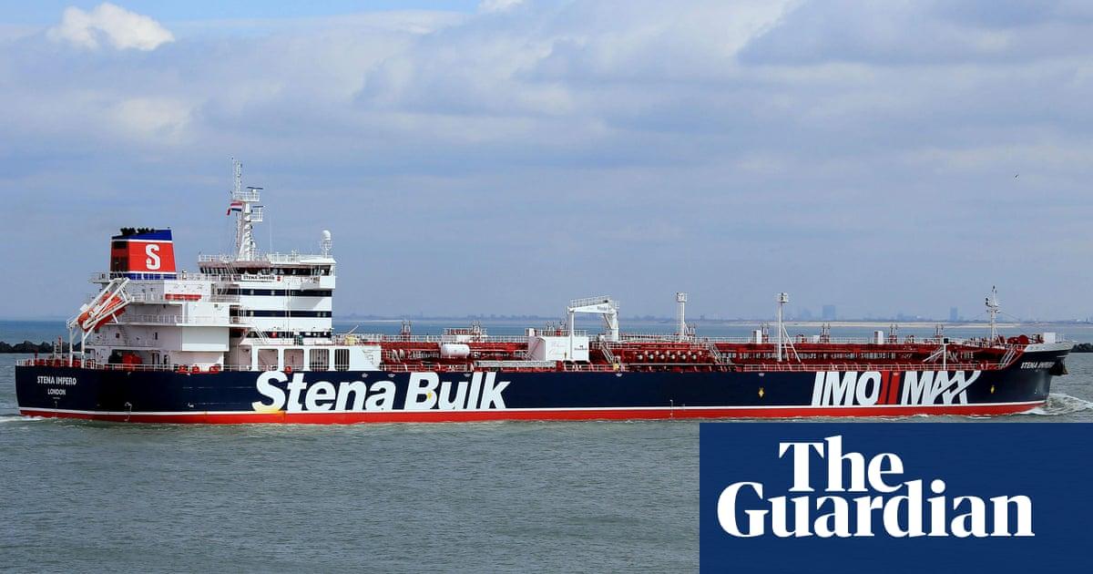 Iran's top diplomat in UK summoned over seizure of Stena