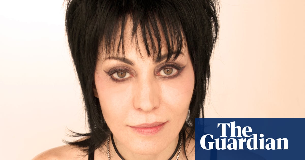 Joan Jett: 'My closest brush with the law? I got arrested on tour. I blame Robert Plant'