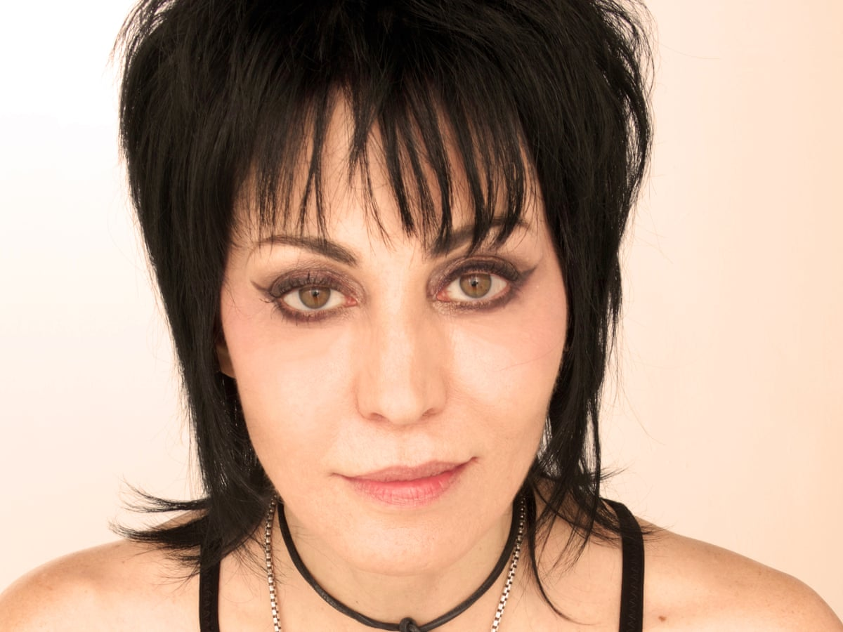 Joan Jett My Closest Brush With The Law I Got Arrested On Tour I Blame Robert Plant Life And Style The Guardian