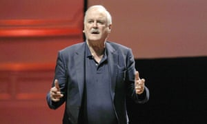 'Netflix must have hated my idea' ... John Cleese.
