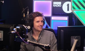 Greg James Radio 1 Breakfast Show