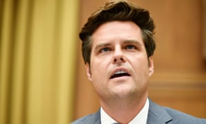 Matt Gaetz has forcefully denied the allegations against him.