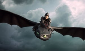Insipid spectacle … How to Train Your Dragon: The Hidden World.