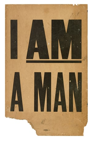 cardboard placard