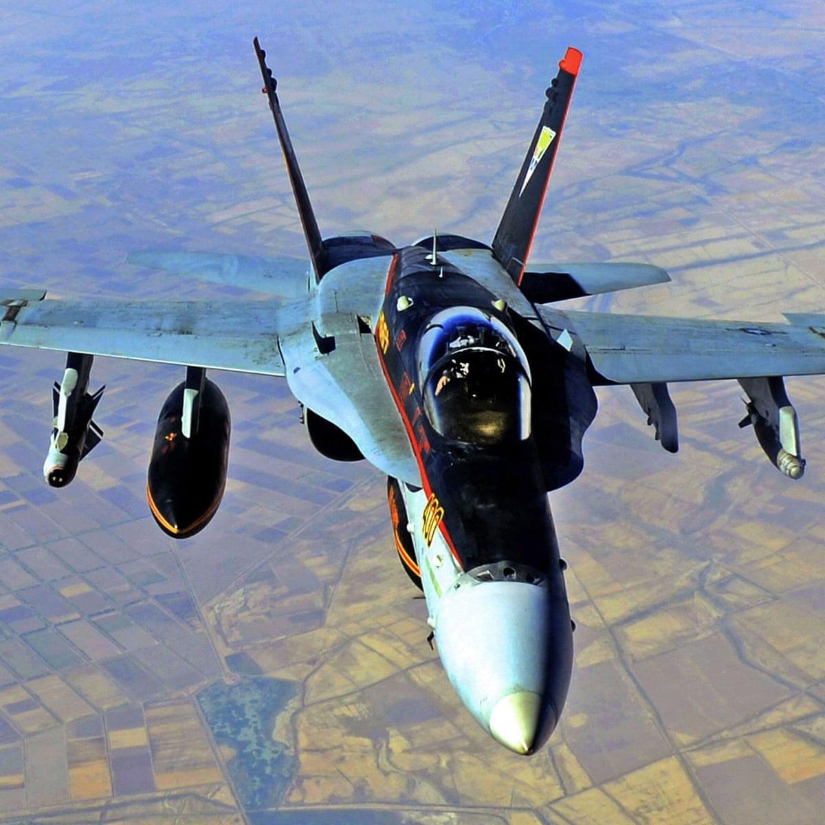 US strikes hit Iran-backed militia facilities in Iraq and Syria | Iraq |  The Guardian
