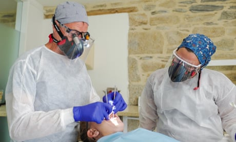 Dentists fear a 'tsunami' of post-lockdown tooth decay
