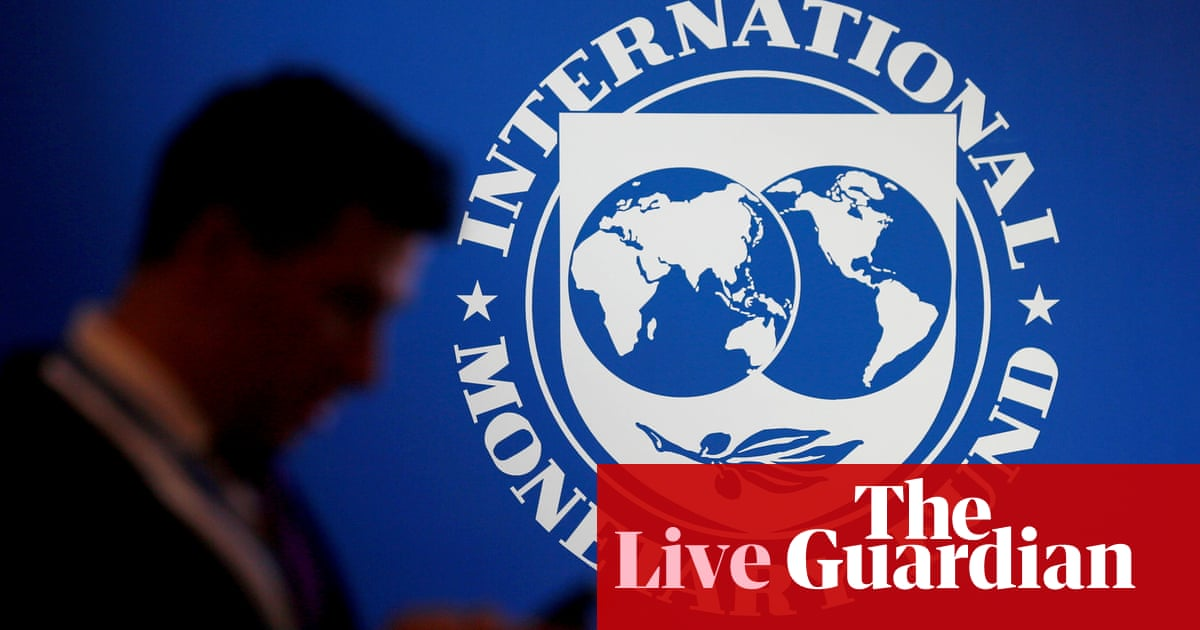 IMF approves $650bn injection to help countries weather pandemic – business live