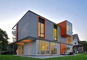 OS House, Racine, Wisconsin