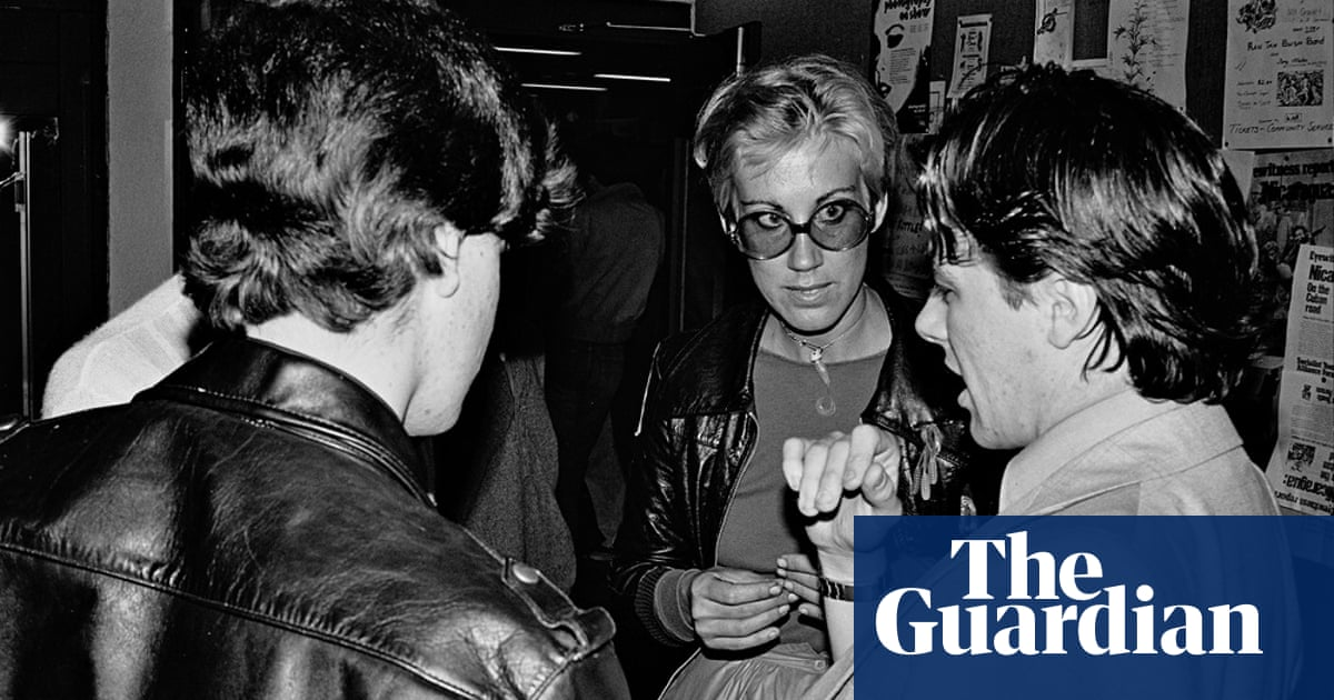 Go-Betweens  Lindy Morrison  Brisbane in the late 70s was fast and furious    Music   The Guardian d6f49ad858