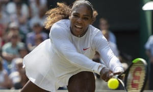 Serena Williams will play Angelique Kerber in the women's singles final. The American beat her in the final in 2016.
