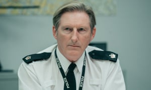 Almost certainly a wrong un? ... Ted Hastings.