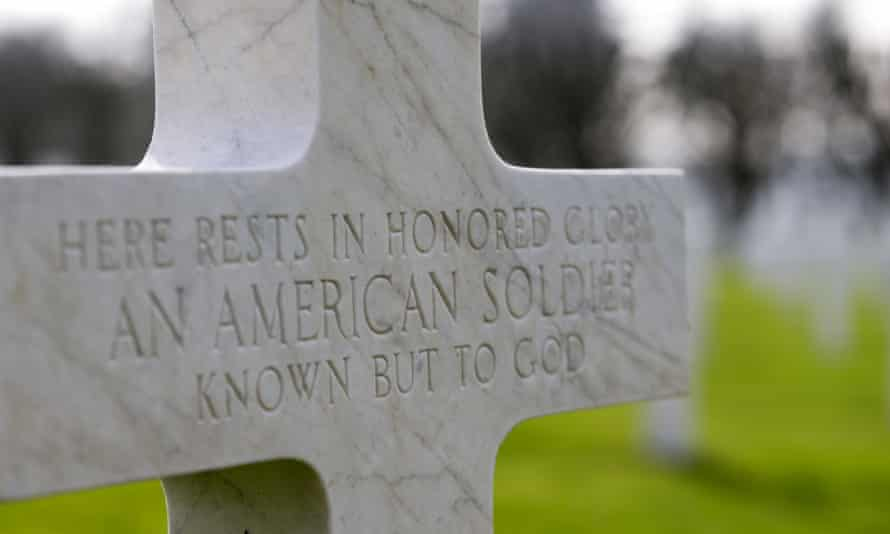 There were 52,000 US casualties in six months of the first world war.