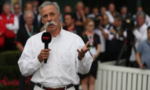 Chase Carey, the Formula One chief executive, has volunteered to take a pay cut greater than the 20% agreed by senior management as a result of the Covid-19 pandemic.