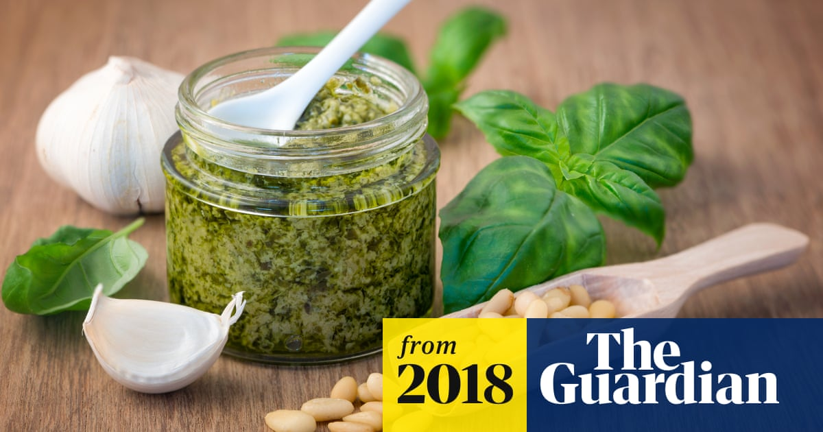 Supermarkets Using Cheaper Ingredients In Own Brand Pesto