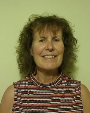 Gwyne Diment worked for nine months, unpaid and in her own time, to set up the Cedar Community Club.