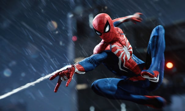 Marvel's Spider-Man review – a perfect superhero in an